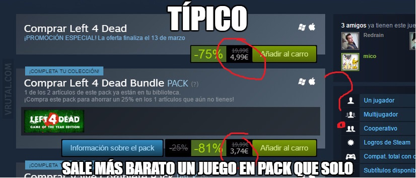 bug ofertas steam
