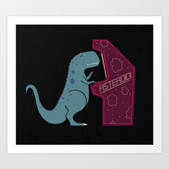 ironia dinosaurio