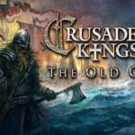 Paradox Interactive regala la expansión The Old Gods para Crusader Kings II